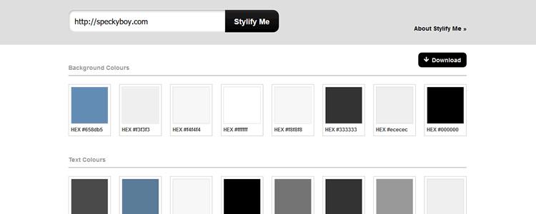 stylify-me