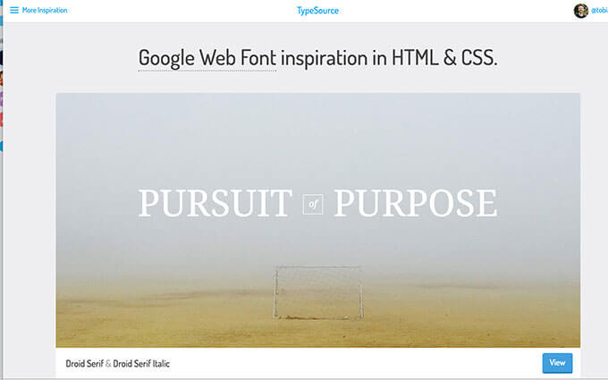 typesource