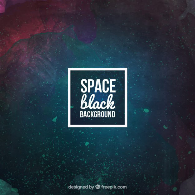 watercolor-space-black