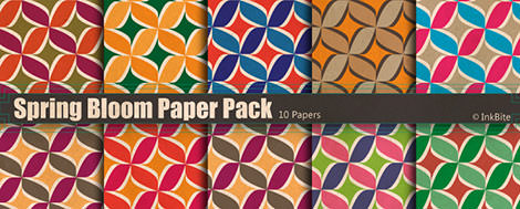 Spring_Bloom_Paper_Pack_by_naga-pree