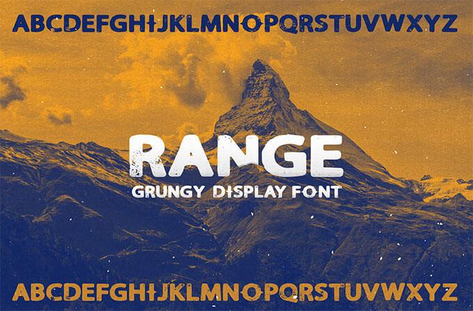 Range-Sans-Free-Font-1