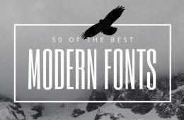 50modern-font