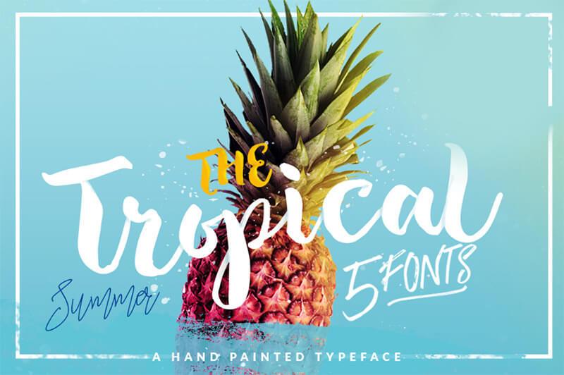 Tropical-Brush-Script-Free-Demo-prev01-ok