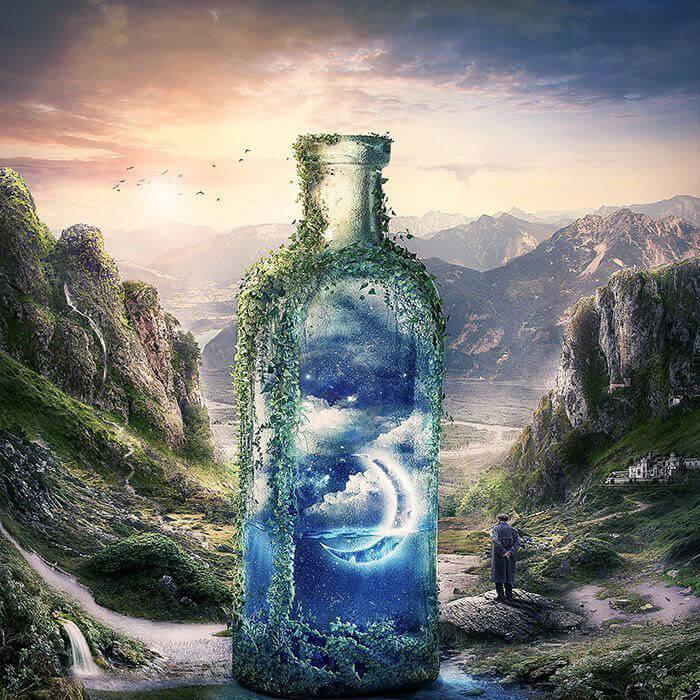 magic-dream-bottle-landscape