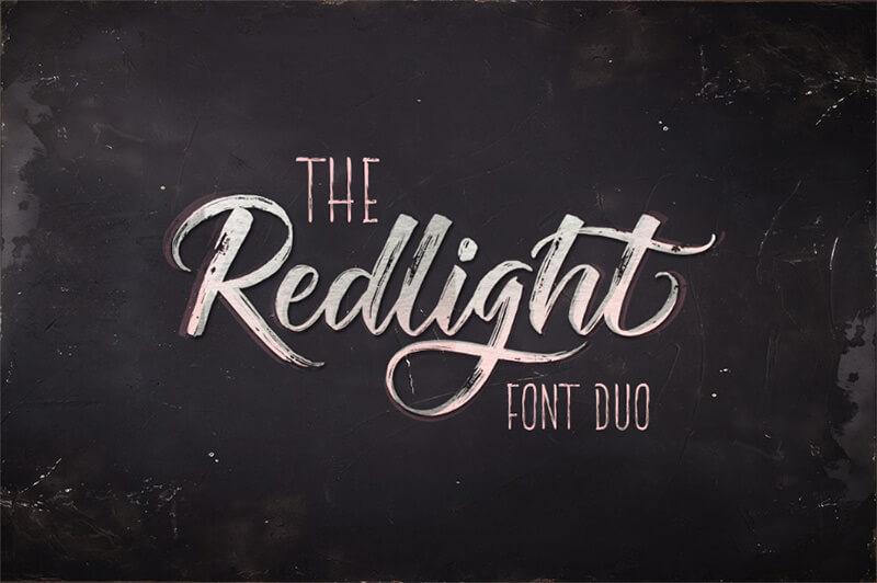 redlight-font-duo1