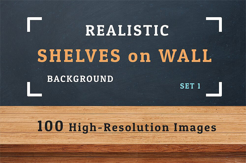100-realistic-shelves-and-wall-background-set-1-cover-in-11-july-2016