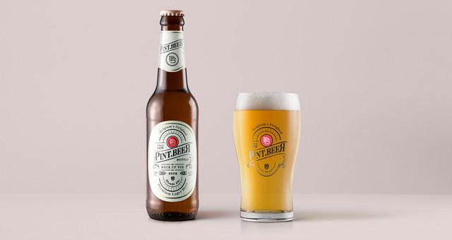 beer-drink-alcohol-bottle-glass-pint-amber-packaging-presentation