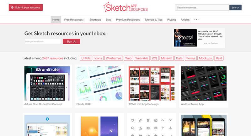 sketch-app-resources
