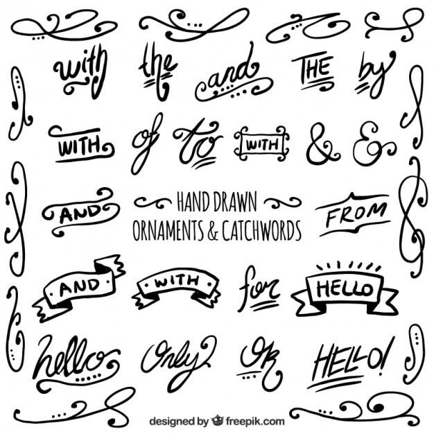 hand-written-catchwords-with-decorative-elements_23-2147555876-1