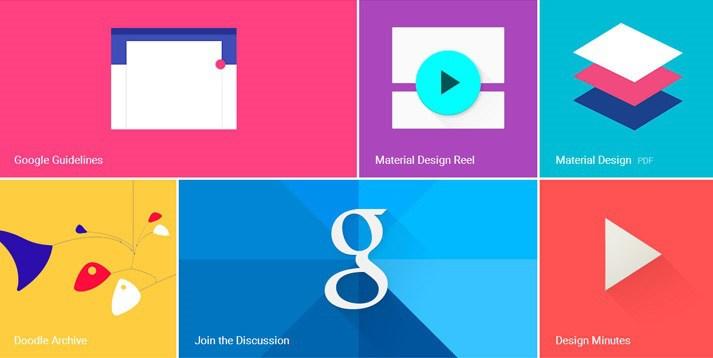 google-material-design-for-websites