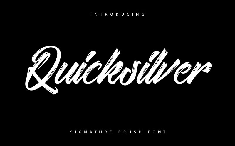 quicksilver-font