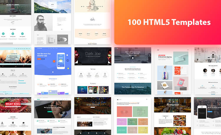 Bootstrap 90 html5 css3 titan photoshopvip for Html5 wireframe template