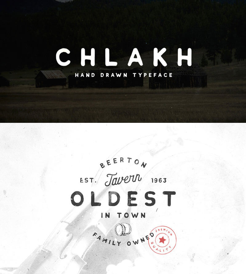 chlakh-free-font-f10