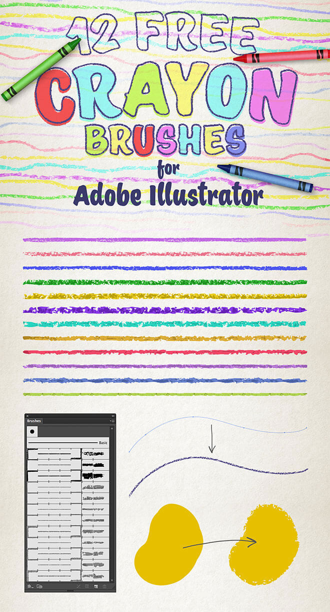 crayon-brushes