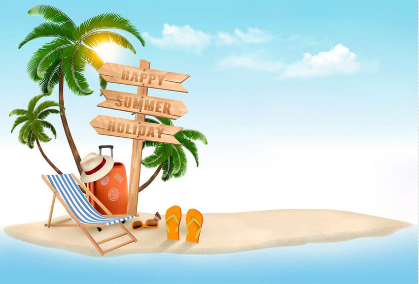 travel_background_with_beach_chair_and_palms_and_wooden_sign_-1