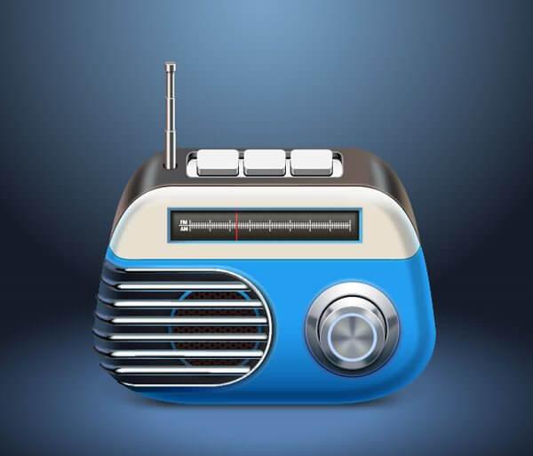 vector-radio-in-adobe-illustrator
