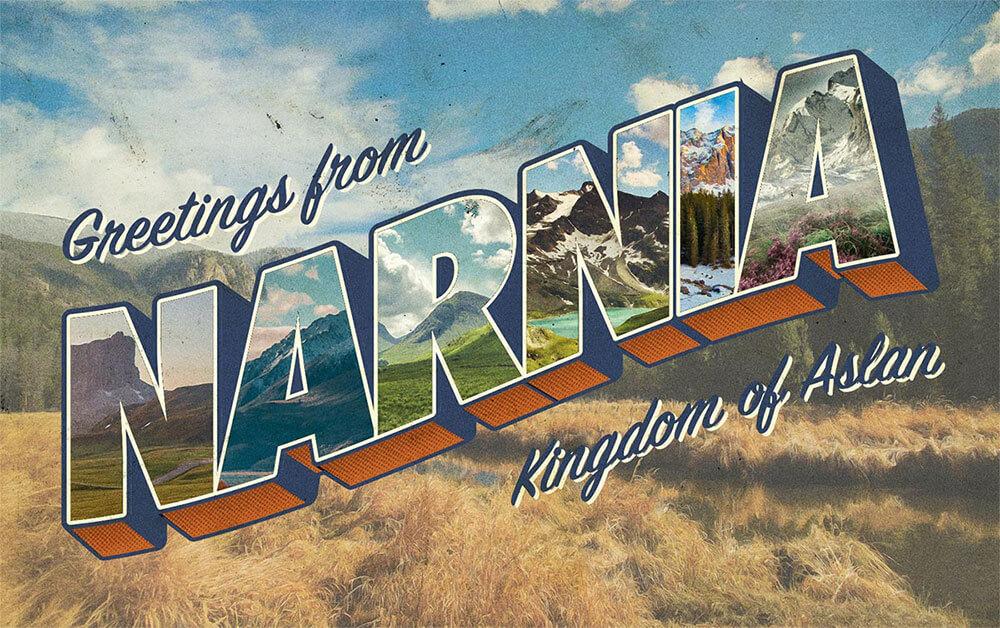vintage-style-large-letter-postcard-design