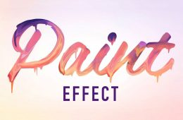 paint-text-effect-photoshop-tutorial
