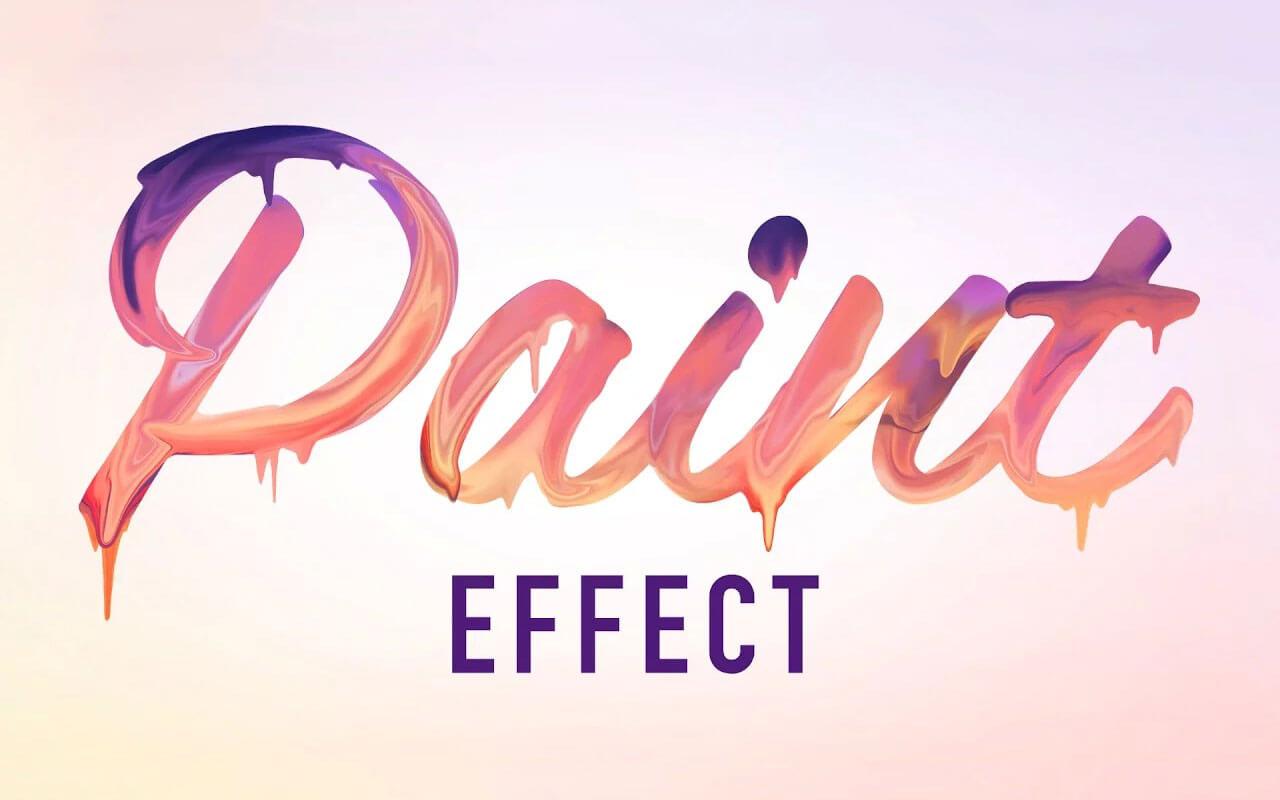 paint-text-effect-photoshop-tutorial