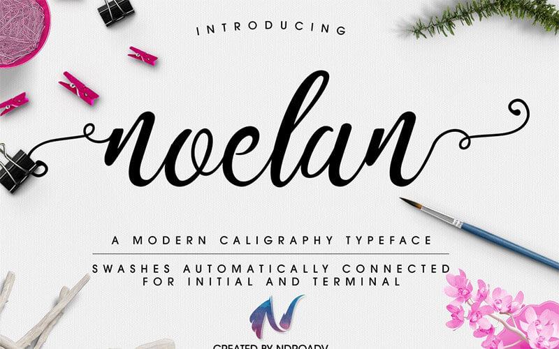 noelan-typeface