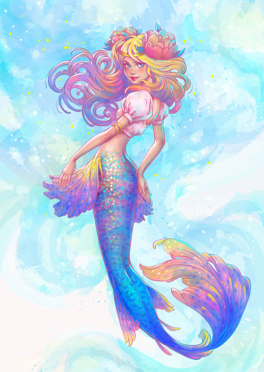 watercolor-mermaid-illustration