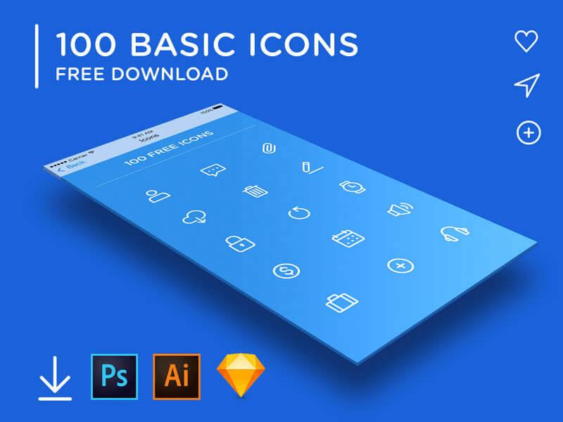 100-basic-icons-set-v47