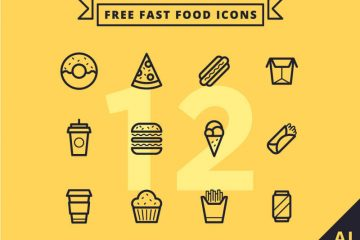free-fast-food-icons-1
