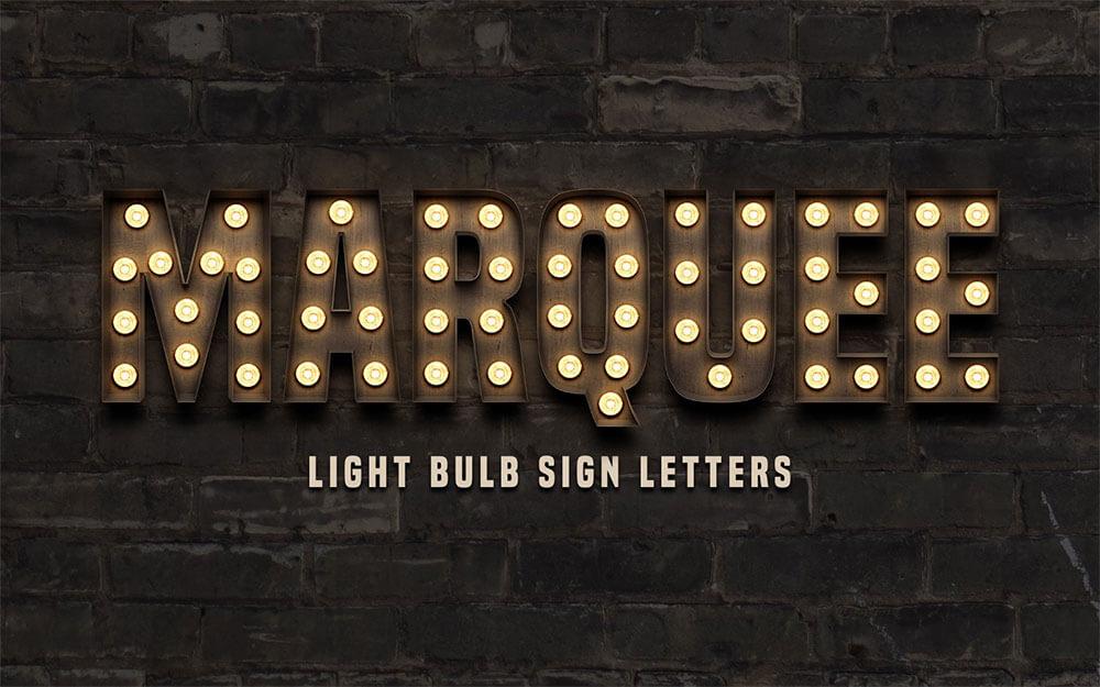marquee-light-bulb