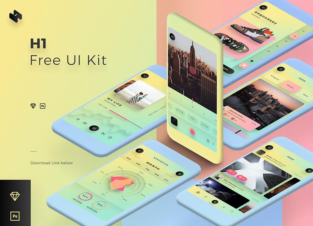 h1-free-ui-kit