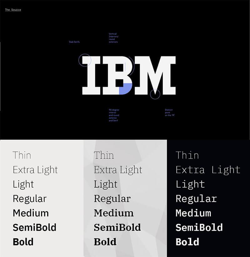 ibm-plex-corporate-typeface