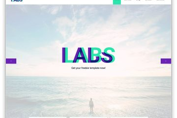 labs-digital-agency-website-template