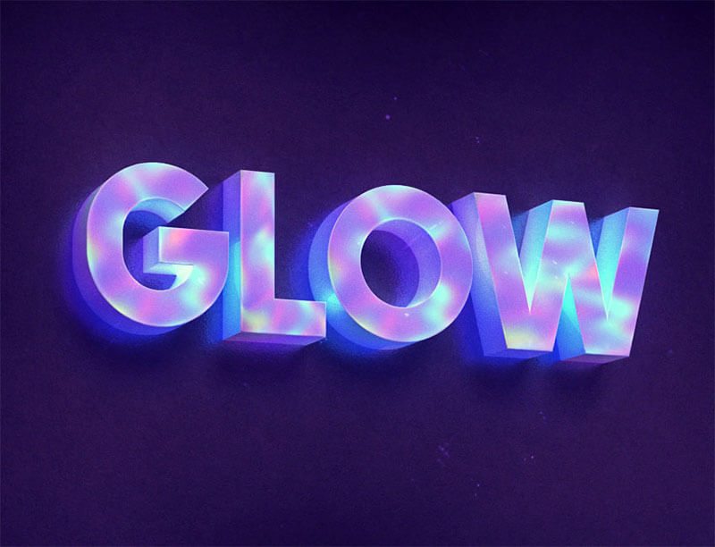 3d-illuminating-holo-inspired-text-effect-850