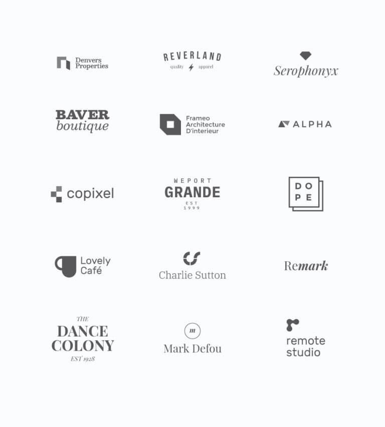 photoshop illustrator対応 最高のロゴをつくろう 無料ロゴ