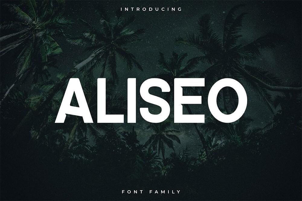 aliseo-typeface