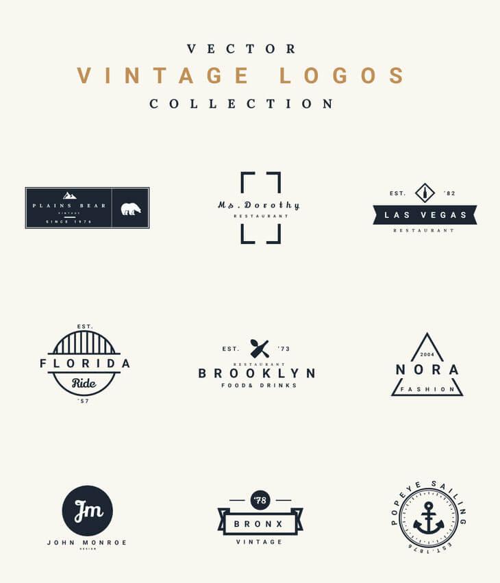 vector-vintage-logos-graphberry