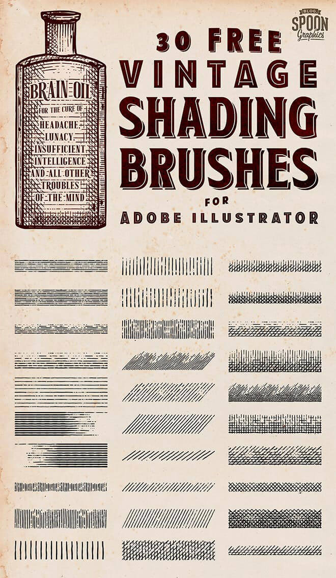 vintage-shading-brushes