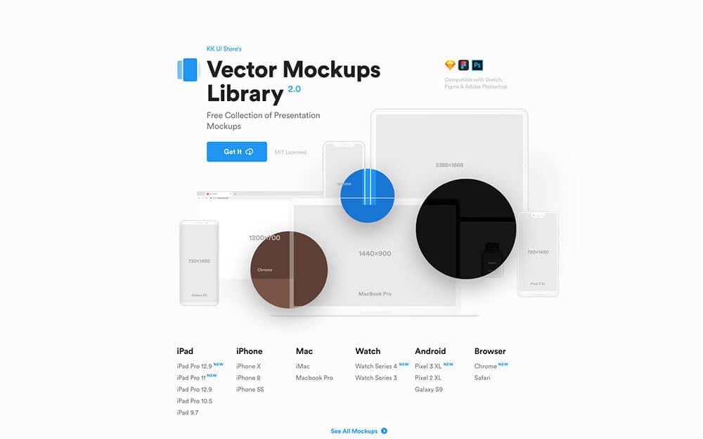 vector-mockup-library