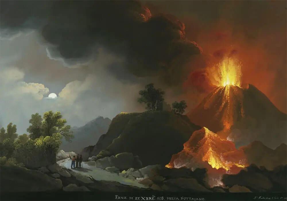 vesuvius-erupting