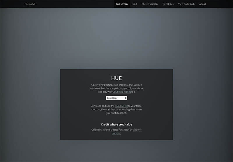 hue_css_-_a_huge_pack_of_49_photorealistic_css_gradients