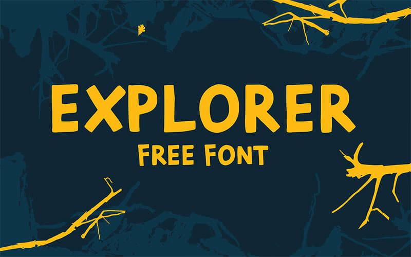 explorer-font
