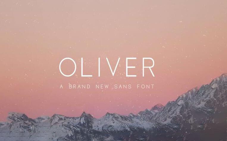 oliver-free-font-580x435-1