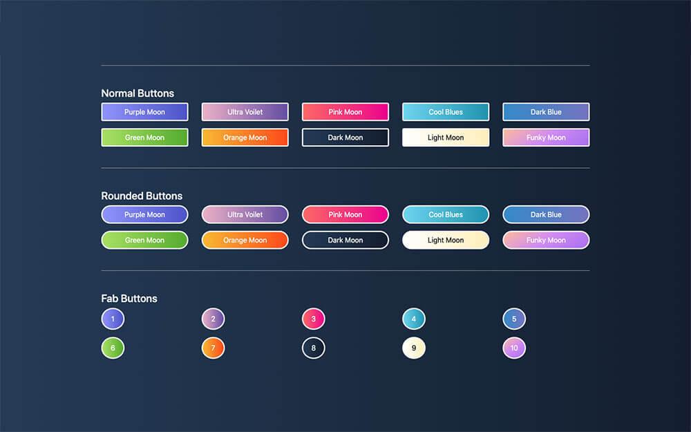 bootstrap-button-customize