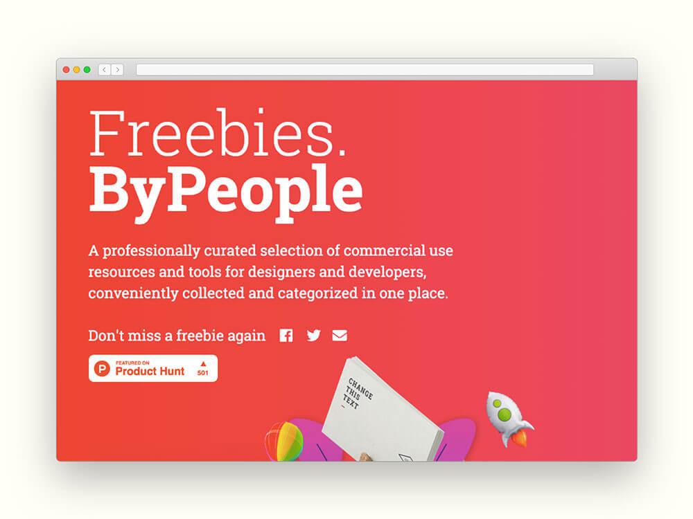 freebies-by-people