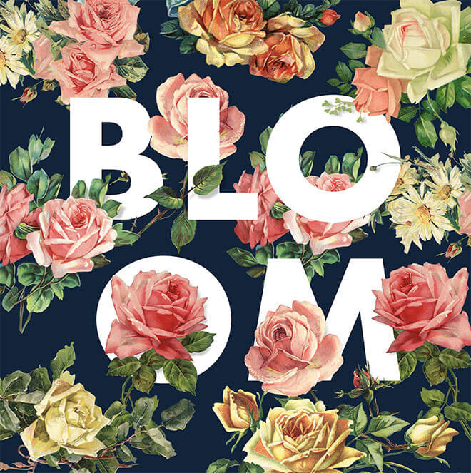 floral-typography-660