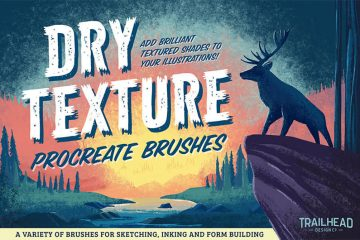 dry-texture-brushes-for-procreate-cover-1