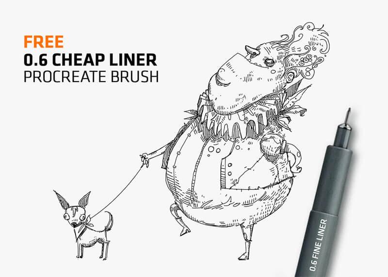 cheap-fine-liner-brush