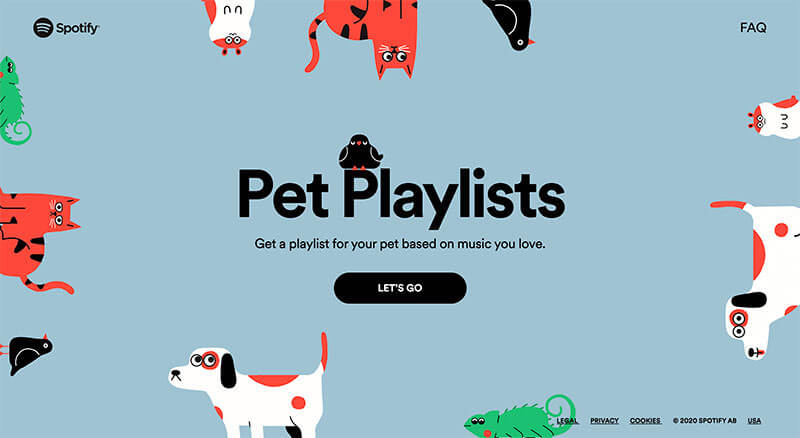 spotify-for-pets