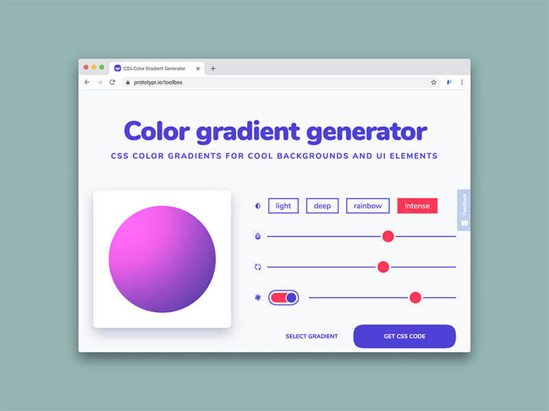css-color-gradient-generator