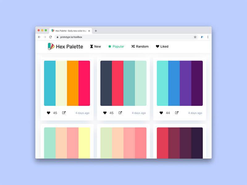 hex-palette