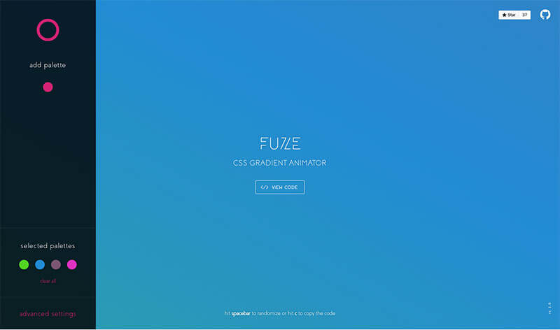 css_gradient_animator___fuze